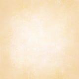 Fondo pastello di giallo dell'oro con progettazione concentrare strutturata bianca, disposizione beige delicatamente pallida del  Immagini Stock Libere da Diritti