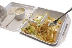 Food container Royalty Free Stock Photography