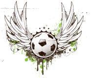Football insignia Stock Photos