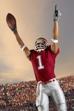 Football Victory Royalty Free Stock Image