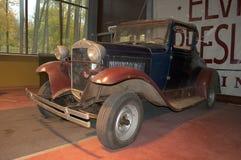 Ford Model A (1927) im Museum Zelenogorsk Lizenzfreie Stockfotografie