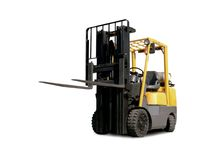 Forklift Truck Stock Photos