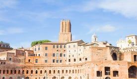 Forum of Augustus, Rome Stock Photo