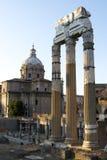 Forum of Caesar Stock Images