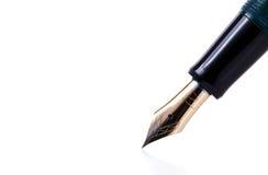 Fountain pen Stock Photo