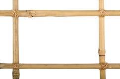 Frame bamboo Royalty Free Stock Image