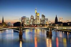 Frankfurt-am-Main. Imagen de archivo