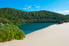 Fraser Island, Queensland, Australia Stock Photos