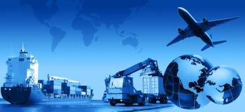 Freight Business Stock Photos