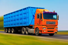 Freight truck Stock Images