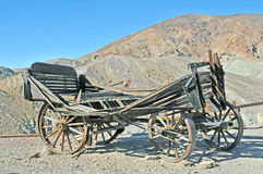 Freight Wagon Royalty Free Stock Images