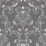 French wallpaper Royalty Free Stock Image