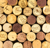 French wine corks Stock Image