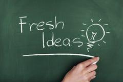 Fresh Ideas Royalty Free Stock Photos