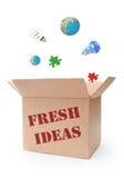 Fresh ideas Stock Photos