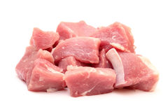 Fresh pork meat Stock Photography