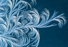 Frost Abstract Royalty Free Stock Photos