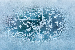 Frost Stock Photography