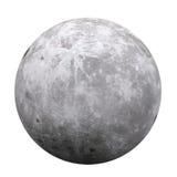 Full Moon Isolated Royalty Free Stock Photography