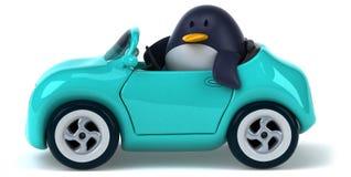 Fun penguin Royalty Free Stock Photo
