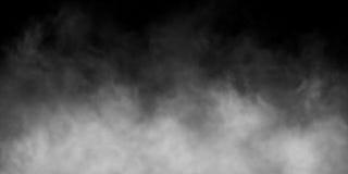 Fundo da névoa de Smokey Fotografia de Stock