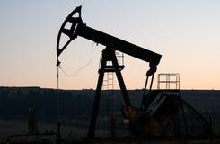 Funktionierendes Öl Stockbilder