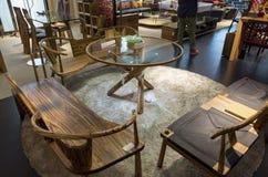 Furniture model Royalty Free Stock Photos