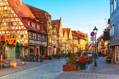 Furth, Bavaria, Germany Stock Images