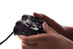 Game pad for video game Royalty Free Stock Photography