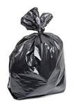 Garbage bag Stock Image