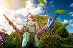 Gardening Master Stock Images