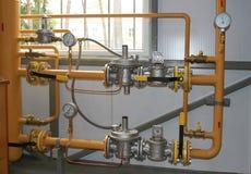 Gasgeräte Stockbilder