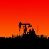 gasolja Royaltyfri Bild