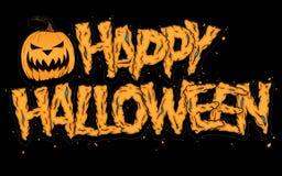 Gelukkig Halloween Stock Fotografie