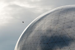 Geodesic dome Stock Images