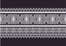 Geometric Ethnic pattern Stock Photos