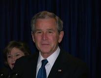 George W. Bush Royalty-vrije Stock Foto's