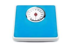 Gewichtsschaal Stock Afbeelding