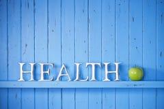 Gezondheidsword Achtergrond Stock Fotografie