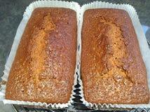 Ginger Cake Royaltyfria Bilder