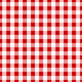 Gingham fabric Royalty Free Stock Photography