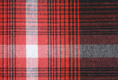 Gingham tablecloth texture background Royalty Free Stock Photography