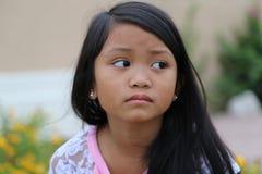 Girl Sad Stock Image