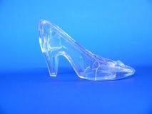 Glass Slipper Stock Photo