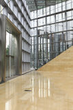 Modern commercial glass building Stock Photography