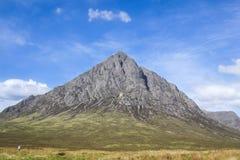 Glen coe rannoch moor highlands scotland Stock Images