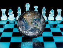 Global business strategy Royalty Free Stock Photography