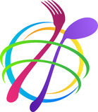 Global restaurant Stock Photography