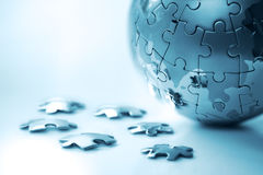 Global strategy Royalty Free Stock Photos