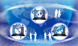 Global Technology Stock Photography